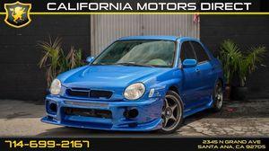 2003 Subaru Impreza Sedan for Sale in Santa Ana, CA