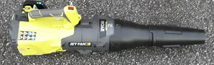 Ryobi 2-cycle Jet fan gas powered leaf blower for Sale in Clemson, SC