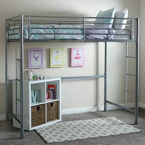 Loft bed metal. Fits Full size mattress. for Sale in Cashmere, WA