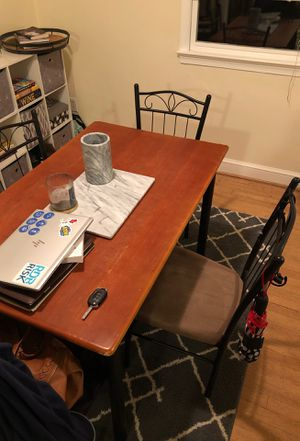 Kitchen table and chairs for Sale in Arlington, VA