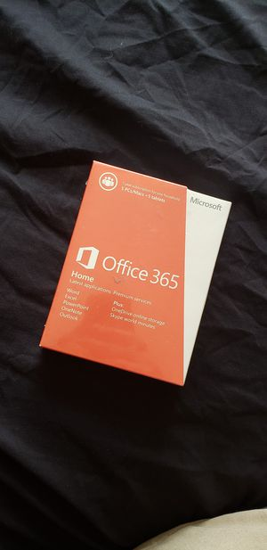 Windows Office 365 for Sale in Moreno Valley, CA