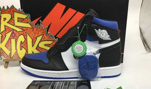 Jordan 1 royal toe (size 8)Limited!!! for Sale in Albany, NY