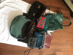 Designer Handbags for Sale (Gucci) for Sale in College Park, MD
