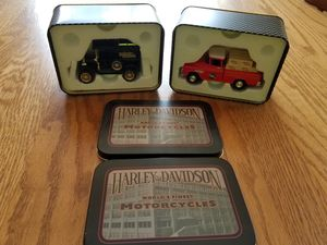 Harley Davidson Collectibles Diecast Toys for Sale in Howard, OH