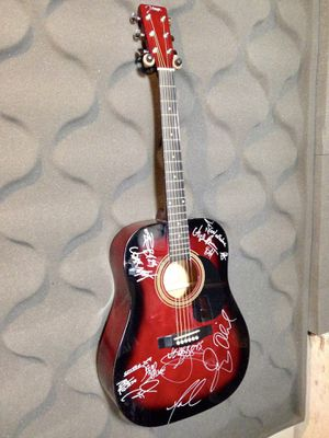 Acoustic Guitar - Signed by Christian Artist for Sale in Colorado Springs, CO