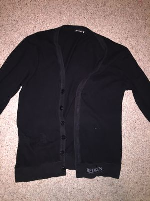 Black cardigan sweater large for Sale in FL, US
