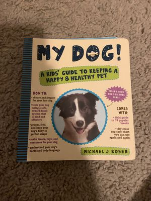 Owning a Dog Guide for Sale in Vista, CA