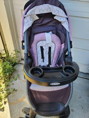 Graco stroller and infant car seat connect for Sale in Tacoma, WA