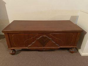 Antique cedar-lined chest for Sale in Kensington, MD