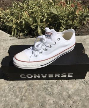 Converse low top all star ( Most sizes available) for Sale in Anaheim, CA