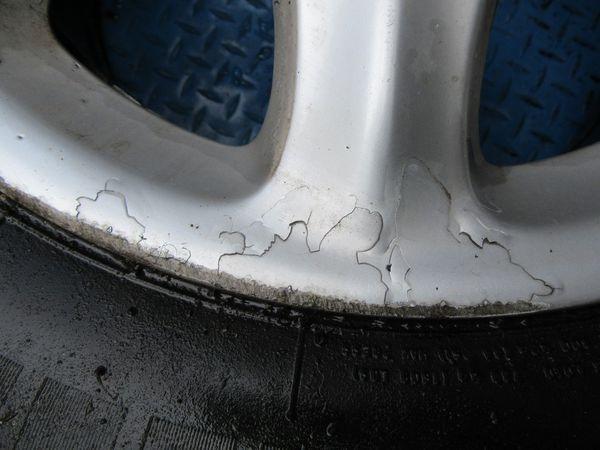 "16"" Mercedes Benz S Class S420 S430 S500 rims wheels tires #6308"