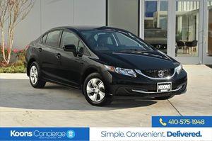 2015 Honda Civic for Sale in White Marsh, MD