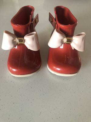 Girls Mini Sed Boots Size 6 for Sale in Lake Worth, FL