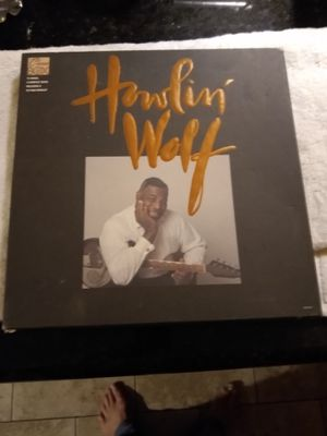 Howlin' Wolf 3 CD Chess Box Set for Sale in San Diego, CA