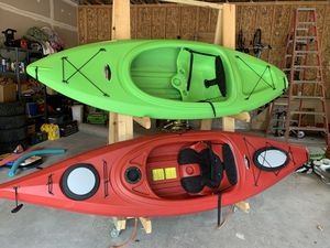 Kayak storage rack for Sale in Frankfort, MI