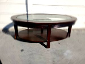 Glass coffee table for Sale in Norwalk, CA