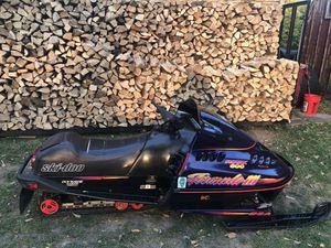 Ski doo formula 3 600cc triple for Sale in Channahon, IL
