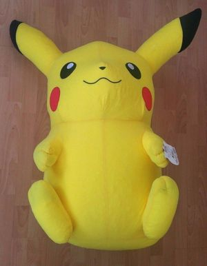 GIANT 32inch Pikachu Plush Stuffed Animal Licensed Nintendo Pokemon for Sale in San Diego, CA