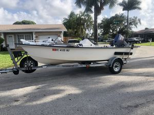 2003 Palm Beach Hull + Trailer!!! for Sale in Fort Lauderdale, FL