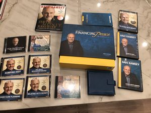 Dave Ramsey Financial Peace University Kit/ DVDs/ CDs/Book for Sale in Morrison, CO
