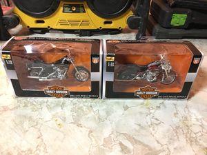 Set of 2 Motorcycles for Sale in Elgin, TX