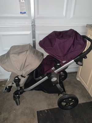 City select double stroller for Sale in Benbrook, TX