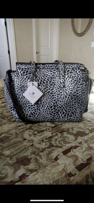 IVANKA TRUMP HAS STOPPED MAKING THESE BAGS AND THEY ARE NOT AVAILABLE ANYMORE‼️ 🆕Brand New with TAGS ATTACHED ⭐IVANKA TRUMP SOHO SERIES ⭐DESIGNER BA for Sale in Folsom, CA