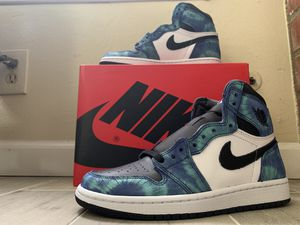 "Air Jordan 1 High OG ""Tye Dye"" for Sale in Santa Ana, CA"