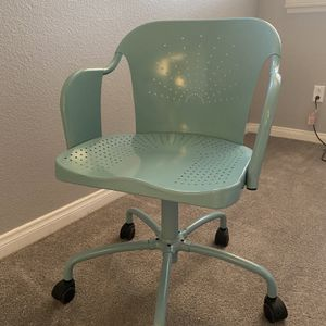 Office chair in blue for Sale in Corona, CA