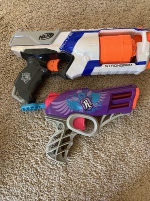 Nerf guns for Sale in Fresno, CA