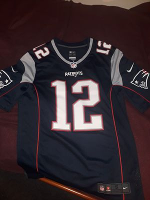 New England Patriots/ Tom Brady on field Jersey for Sale in Seattle, WA