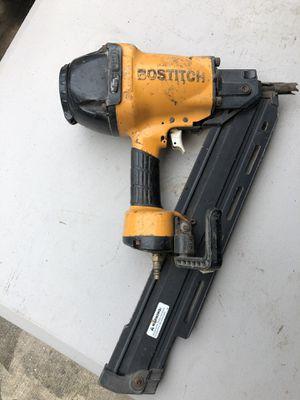 Bostitch Nail Gun for Sale in Houston, TX