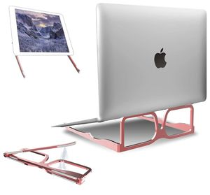 Laptop Stand,Portable Foldable Computer Stand Laptop with Angle,Ergonomic Aluminum Notebook Holder Stand for MacBook Pro/Air, Dell, Hp,Surface,Lenovo for Sale in Orlando, FL