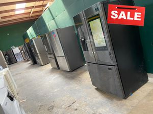Samsung Refrigerator Fridge Works Perfect AVAILABLE NOW! #1537 for Sale in San Antonio, TX
