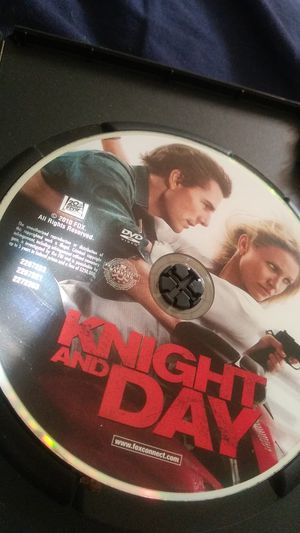 Knight and day d.v.d. classic!! for Sale in MONTGOMRY VLG, MD