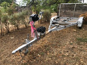 Tandem axle tilt trailer 18' for Sale in Buchanan Dam, TX