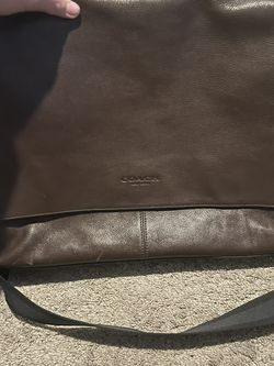 Coach Computer Bag / Satchel for Sale in Orchard Park,  NY