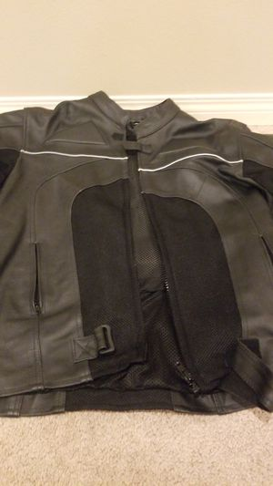 Motercycle Jacket with Armor for Sale in Auburn, WA