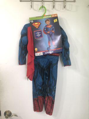 Superman Halloween Toddler costume 3T-4T for Sale in Wellington, FL