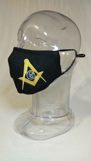 Freemason - Washable Adult Face Mask with Breathable Valve & Filter for Sale in Fairlawn, OH