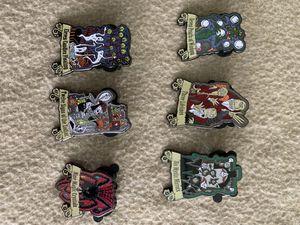 DISNEY COLLECTIBLES Madame Leota tarot card pins for Sale in Chula Vista, CA