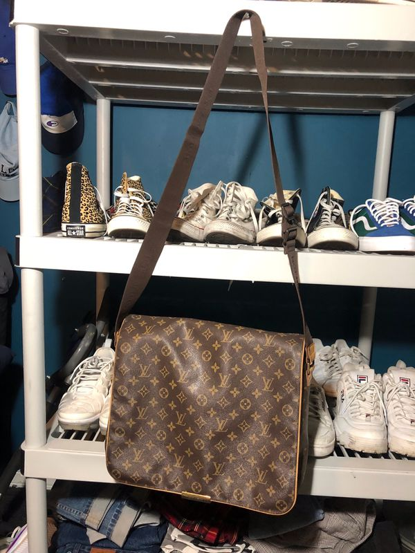 Louis Vuitton Messenger Bag Crossbody Fanny Waist