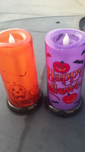 HALLOWEEN CANDLE DECOR for Sale in Riverside, CA