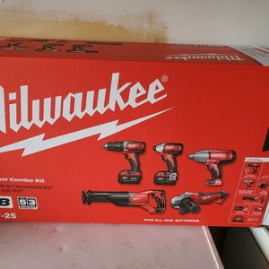 Milwaukee Tool Combo for Sale in Richmond, TX