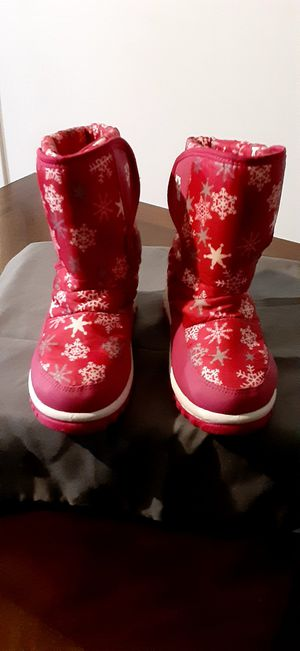 girls snow boots for Sale in Glendale, AZ