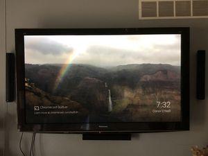 58' Panasonic TV for Sale in Dublin, OH