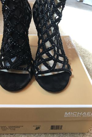 Michael Kors caged booties for Sale in Chesapeake, VA