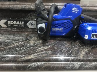"Kobalt 40volt Max Brushless Chainsaw 14"" Blade for Sale in Las Vegas,  NV"