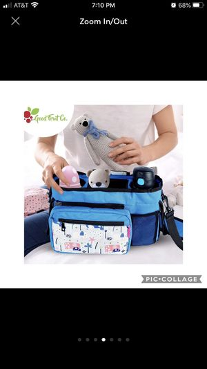 Universal Fit Baby Stroller Organizer Bag Stroller for Sale in Eagan, MN