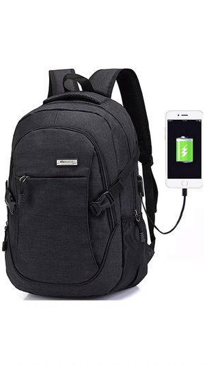 "TRUSTBAG 15.6"" Laptop Backpack, Black for Sale in Kansas City, MO"